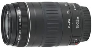 EF90-300mm f/4.5-5.6 telephoto zoom lens