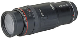 Canon EF100-300mm f/5.6L telephoto zoom lens