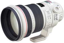 EF200mm f/2L IS USM telephoto lens