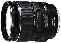 EF 28-135mm f/3.5-5.6 IS USM standard zoom lens
