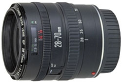 Canon EF28-70mm f/3.5-4.5 standard zoom lens