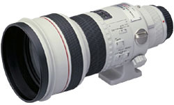 Canon EF300mm f/2.8L USM telephoto lens