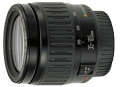 Canon EF35-105mm f/4.5-5.6 standard zoom lens