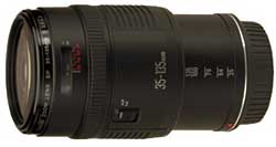 Canon EF35-135mm f/3.5-4.5 standard zoom lens