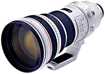 EF400mm f/2.8L IS USM super telephoto lens