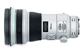 Canon EF 400mm f/4 DO IS II USM super telephoto lens