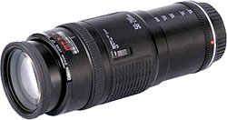 Canon EF50-200mm f/3.5-4.5 telephoto zoom lens