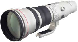 EF 800mm f/5.6L IS USM super telephoto lens