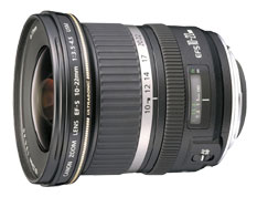 EF-S 10-22mm f/3.5-4.5 USM ultra wide angle lens