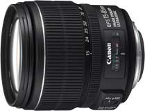 Canon EF-S15-85mm f/3.5-5.6 IS USM standard zoom lens